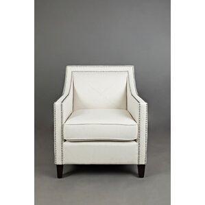 Detroit Club Chair by Alcott Hill
