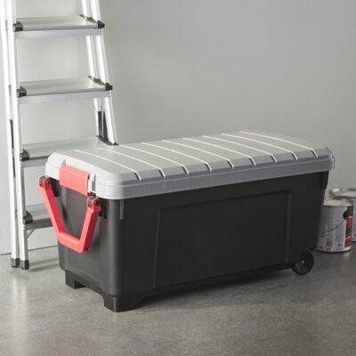 Plastic Storage Bins Amp Totes You Ll Love Wayfair