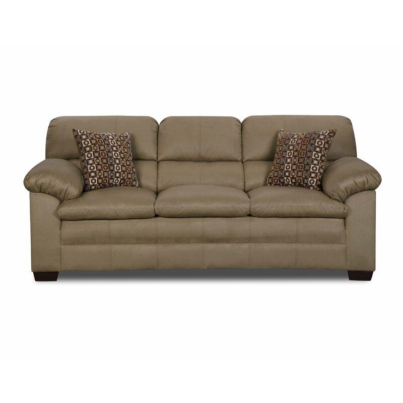 Red Barrel Studio Chamberlain Contemporary Sofa by Simmons ...