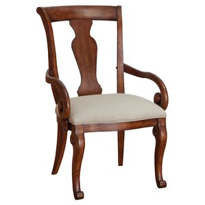 Margaux Arm Dining Chair (Set of 2) by A...