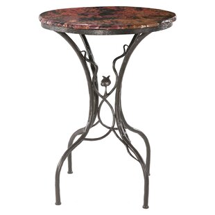 Counter Height Fire Pit Table Wayfair - Outdoor pub table fire pit
