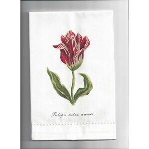 Vivacious Tulip Kitchen/Bathroom Guest Towel