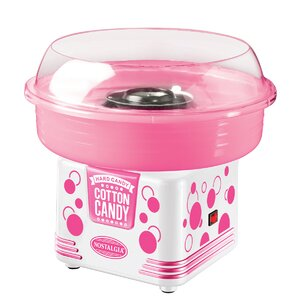 4-Piece Hard & Sugar-Free Candy Cotton Candy Maker Set