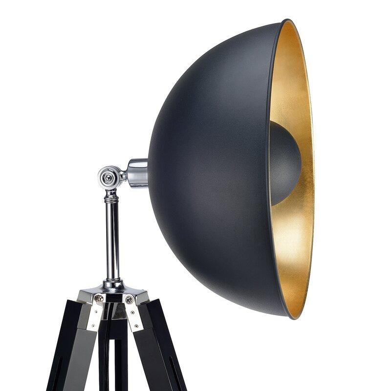 Versanora Fascino 63 Quot Tripod Floor Lamp Amp Reviews Wayfair