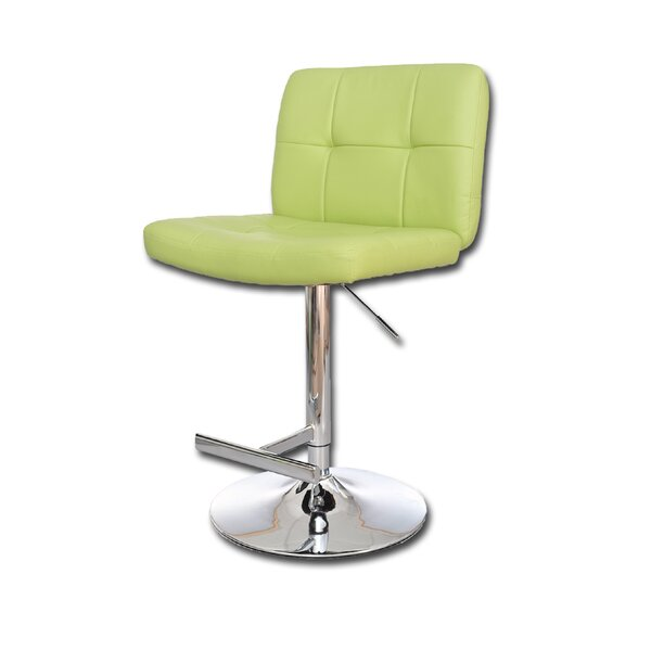 Ultimate Accents Adjustable Height Swivel Bar Stool