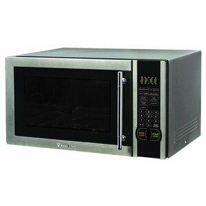 23 1 Cu Ft Countertop Microwave