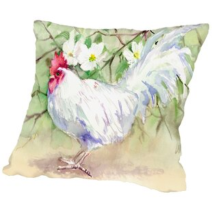 Fantastic French Country Rooster Pillows | Wayfair MP85