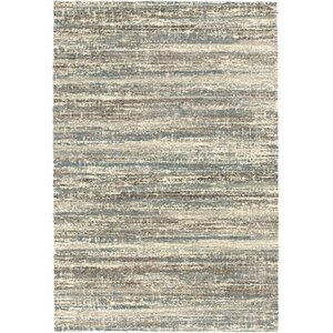 Brycen Blue Area Rug