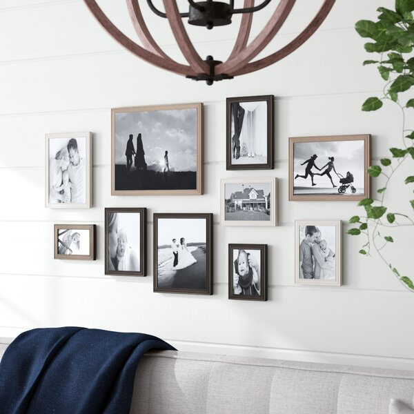 Picture Frame Gallery Set Wayfair