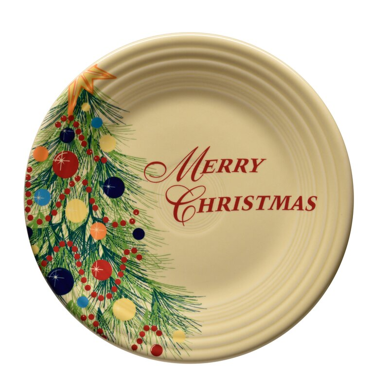 Christmas and Holiday Plates You\'ll Love | Wayfair