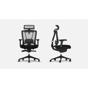 Extra Wide Seat Office Chair | Wayfair