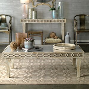 Chantelle Coffee Table by Mistana