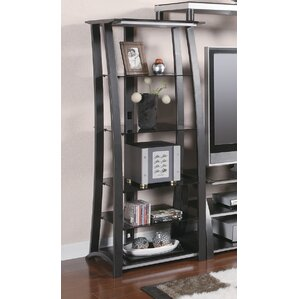 Metal Multimedia Storage Rack by Latitude Run