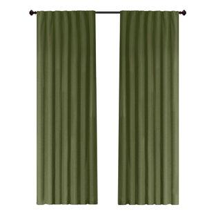 Velcro Tab Outdoor Curtains Wayfair Ca