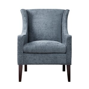 Matherville Wingback Chair by Alcott Hill