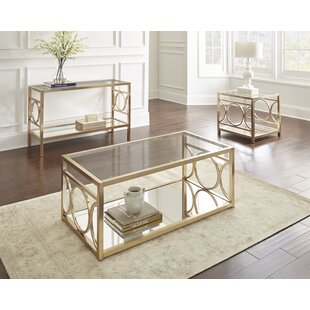 Exceptionnel Astor 3 Piece Coffee Table Set