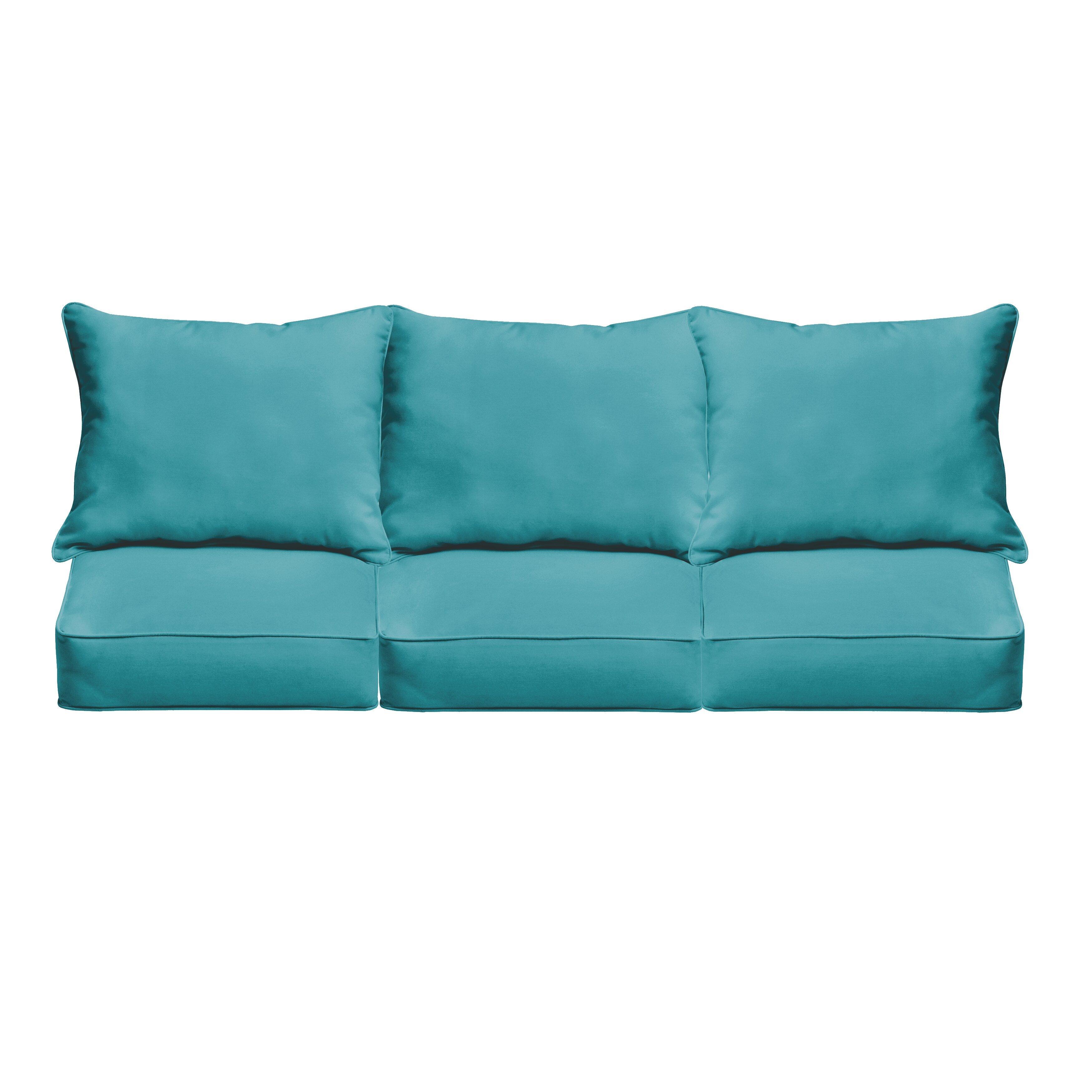 Beau Brayden Studio Indoor/Outdoor Sofa Cushions U0026 Reviews | Wayfair