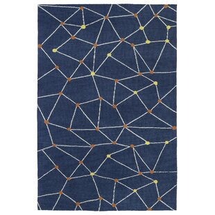 Noack Denim Area Rug