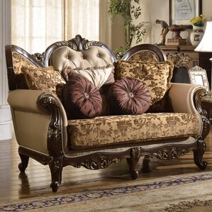 Barnaton Loveseat by Astoria Grand