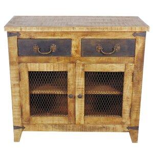 Golden 2 Drawer Server by MOTI Furniture