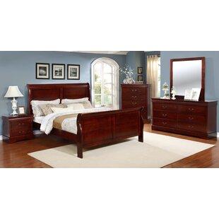 5 Piece Queen Bedroom Sets | Wayfair