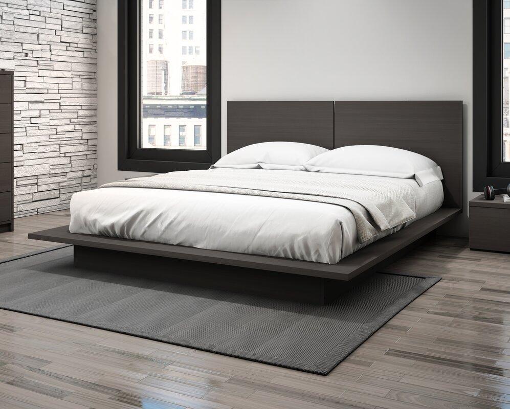 orren ellis decimus queen platform bed  reviews  wayfair - defaultname
