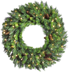 christmas wreaths - Wayfair Christmas