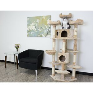Amazing Cat Trees U0026 Condos Youu0027ll Love   Wayfair