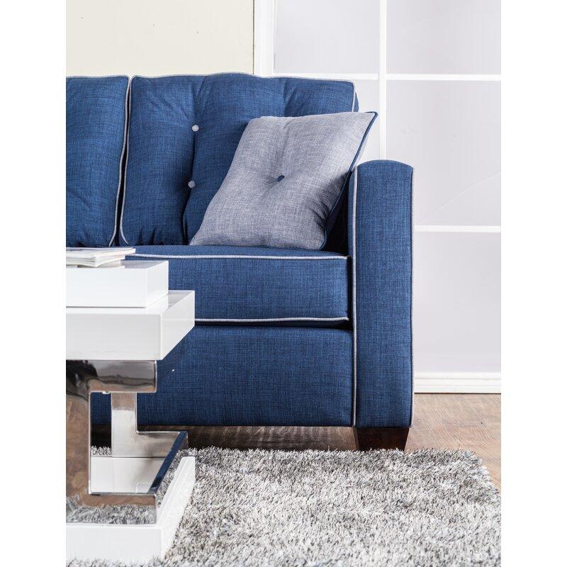 hokku designs urban valor sofa wayfair rh wayfair com velour sofa sets velour sofa bed
