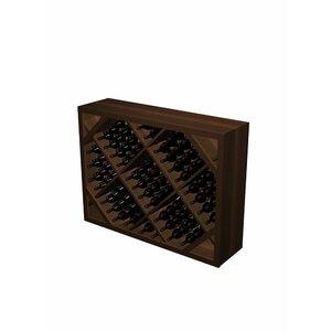 Designer Series 132 Bottle Floor Wine Rack