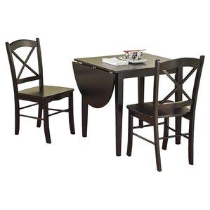 Black Dining Room Sets black kitchen & dining room sets you'll love | wayfair