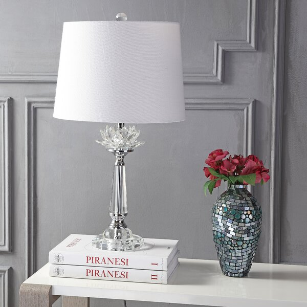 Swarovski crystal table lamp wayfair keyboard keysfo Choice Image