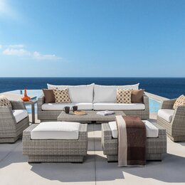 Patio Lounge Furniture. Conversation Sets