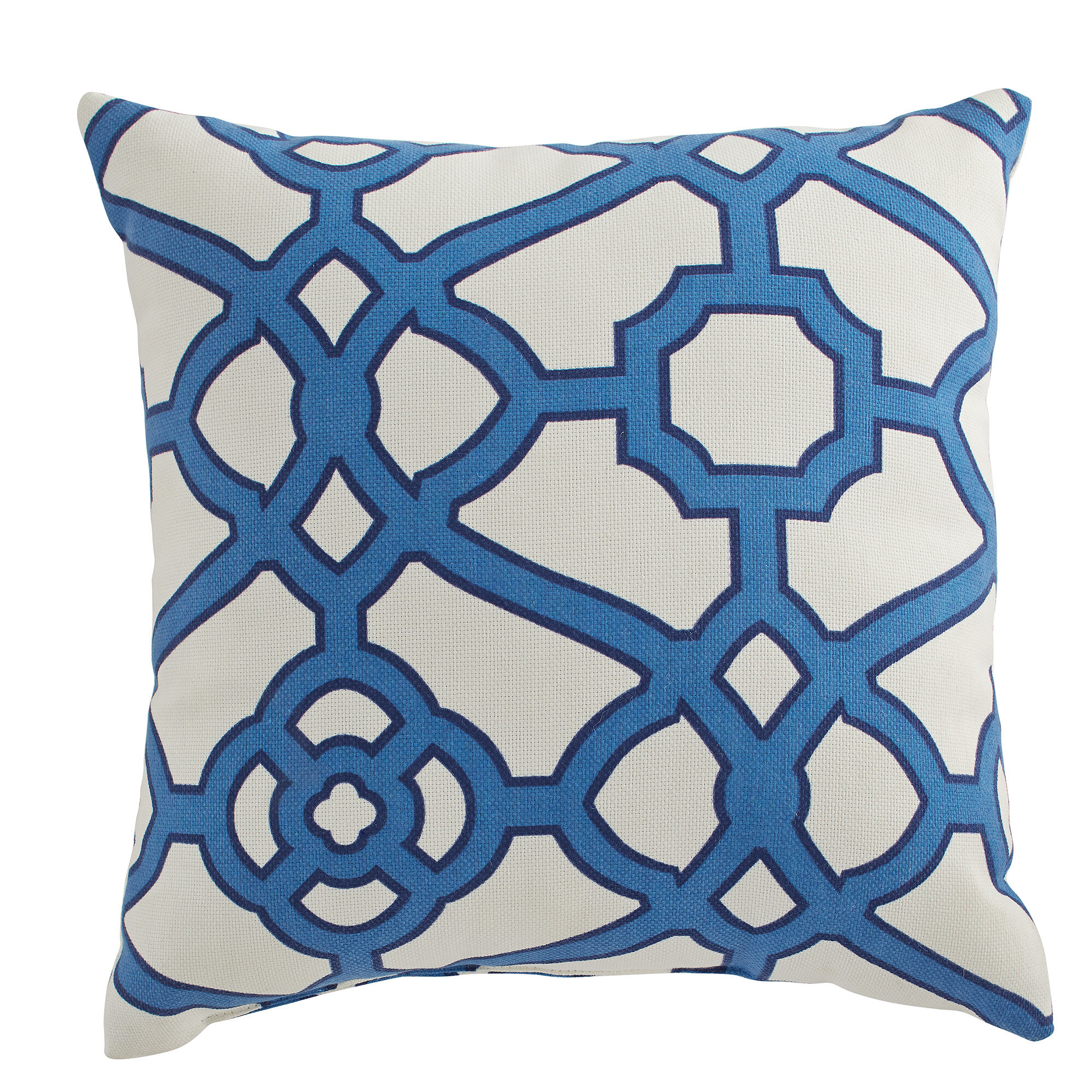 pattern throw trellis and white cover euro pillow pillows pin moroccan large bed red