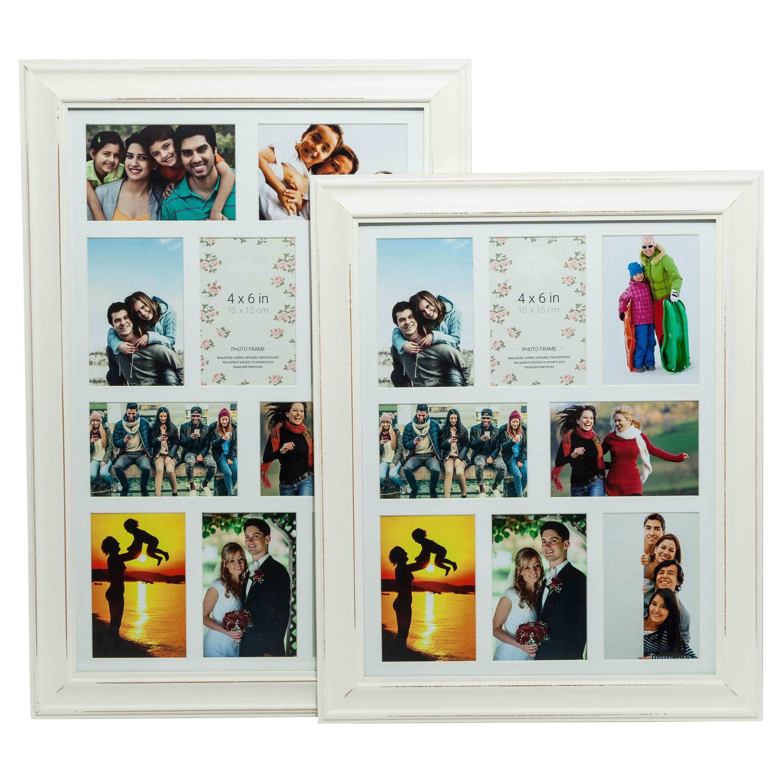 HamptonFrames Collage-Rahmen Erica aus Holz | Wayfair.de