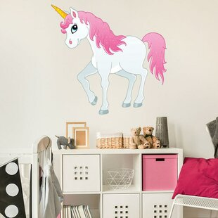 Canisteo Pretty Unicorn Wall Decal