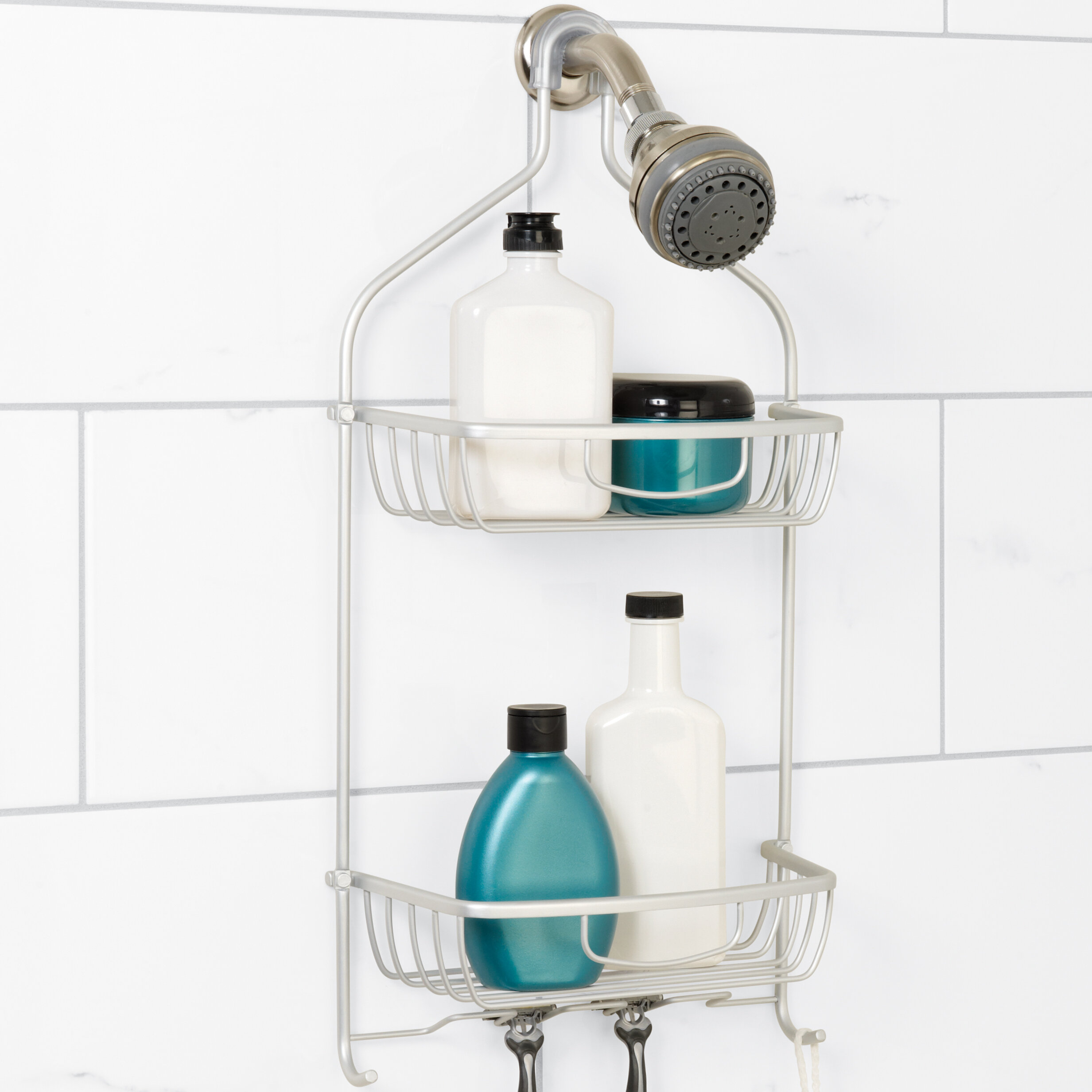 Versalot Never Rust Shower Caddy & Reviews | Wayfair