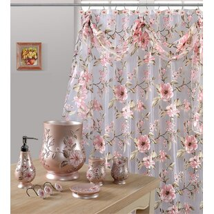 Melrose Sheer Single Shower Curtain