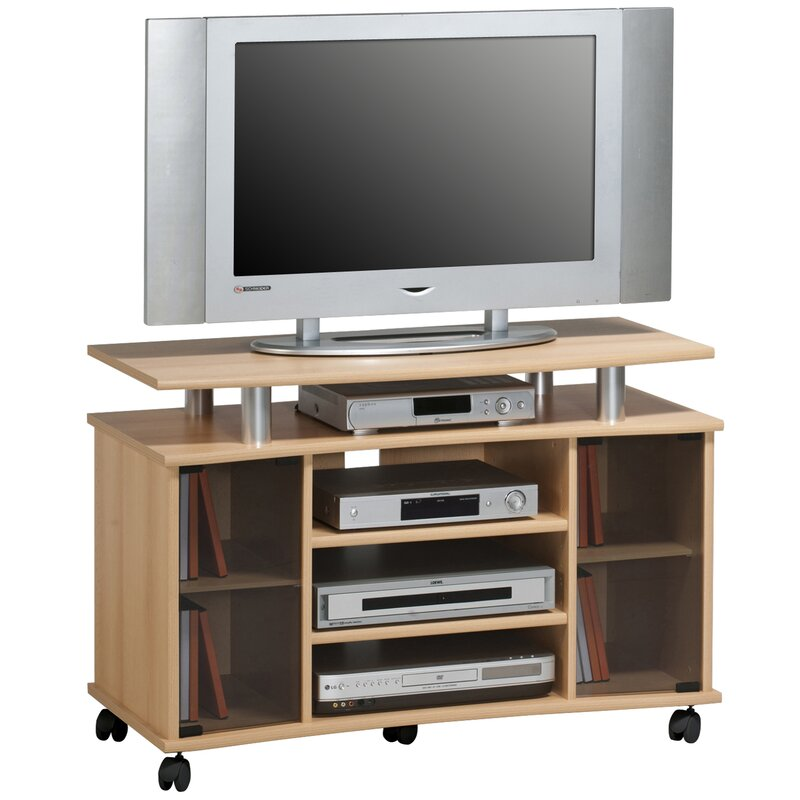 maja m bel media tv rack for tvs up to 60 reviews. Black Bedroom Furniture Sets. Home Design Ideas