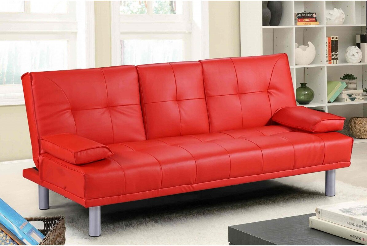 home loft concept manhattan 2 seater clic clac sofa bed reviews. Black Bedroom Furniture Sets. Home Design Ideas