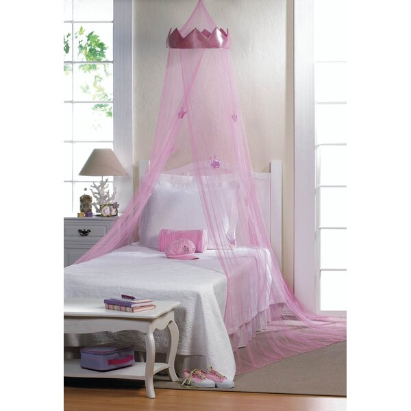 Charmant Pink Princess Bed | Wayfair