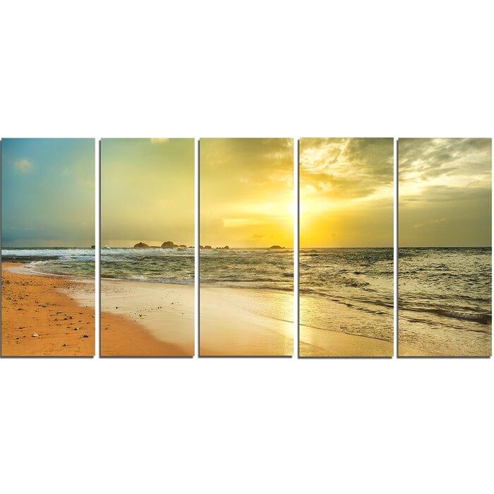 Exelent Wall Art Beach Scenes Motif - Art & Wall Decor - hecatalog.info