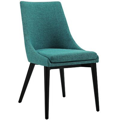 Modern Upholstered Dining Chairs | AllModern