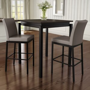 Staley 5 Piece Pub Table Set by Latitude Run
