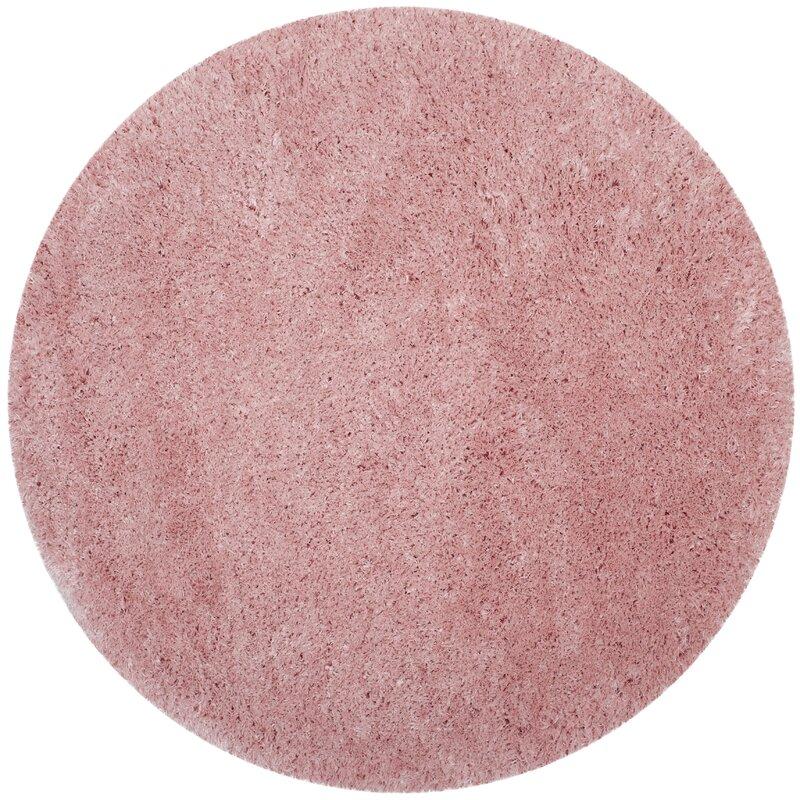 Willa Arlo Interiors Hermina Light Pink Area Rug & Reviews