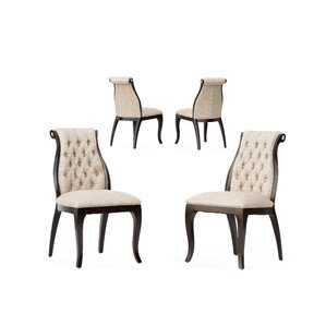 Manhattan Loft Mia Side Chair (Set of 2) by Rossetti Design Studio