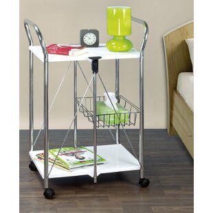 Sunny Kitchen and Utility Trolley Bar Cart