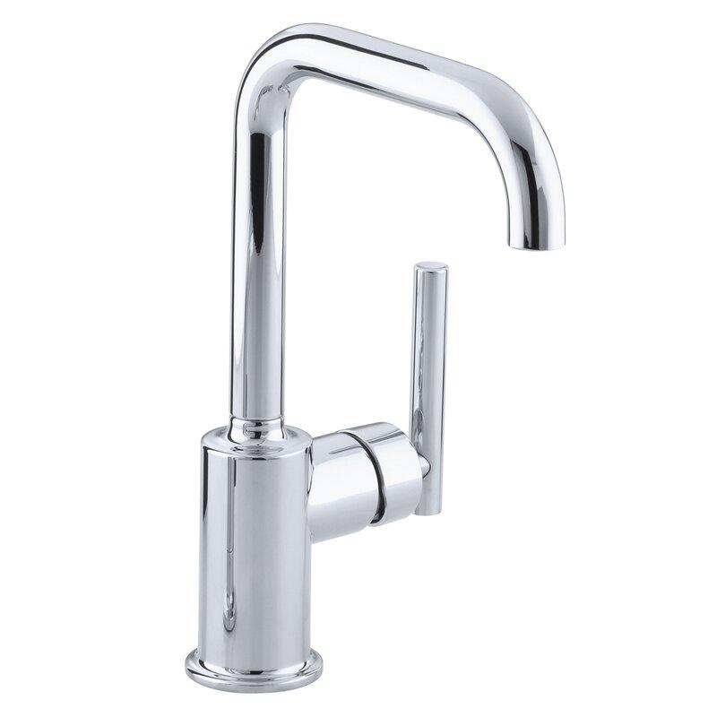 Kohler Purist Single-Hole Kitchen Sink Faucet with 6\