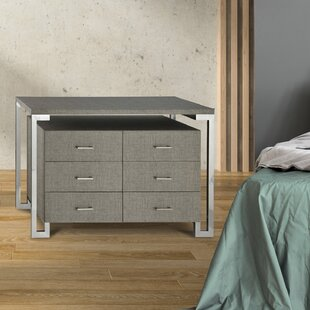 Dilorenzo Stainless Sideboard