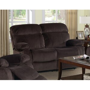 Alvia Living Room Reclining Loveseat by Livi..